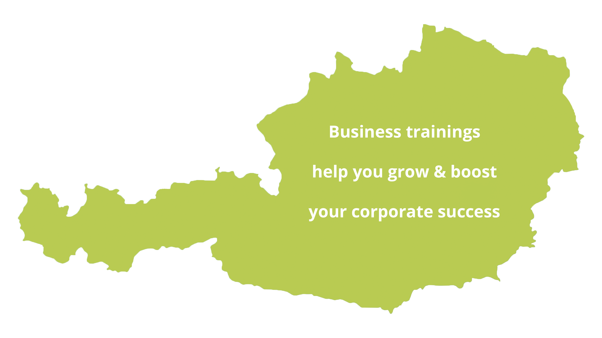 Business Trainings help you boost your corporate success
